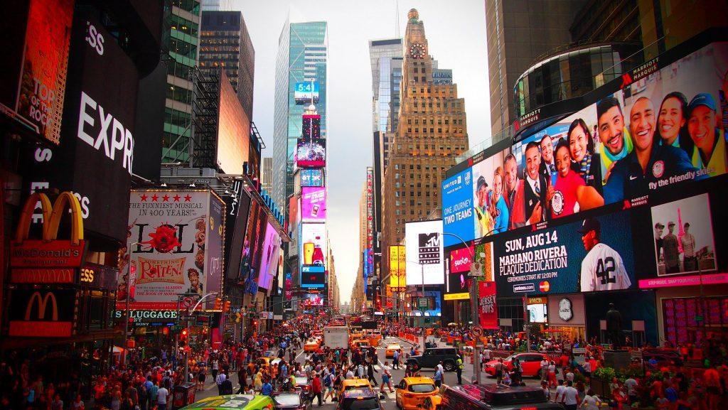 mejor época para viajar a Nueva York