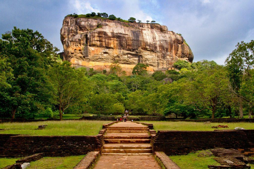 mejor época para viajar a Sri Lanka Sigiriya