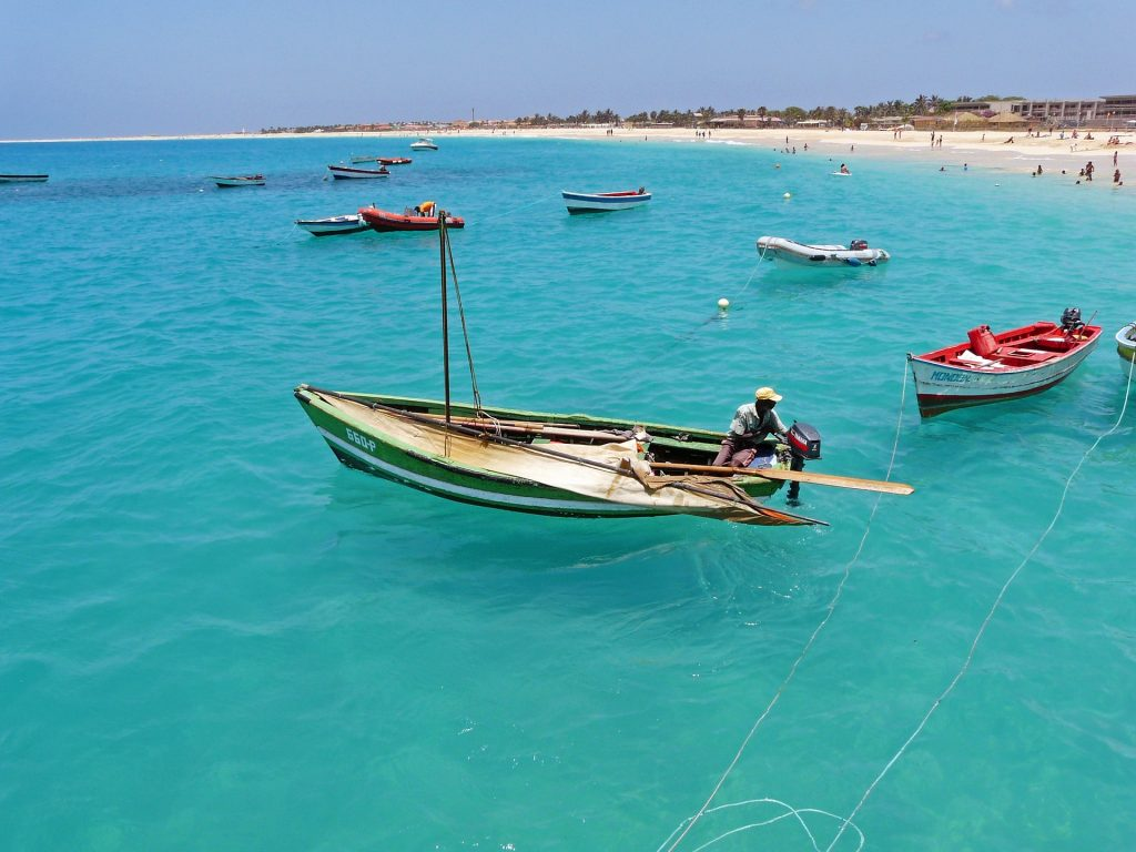 mejor época para viajar a Cabo Verde