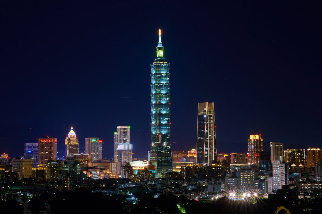 mejor época para viajar a Taiwán