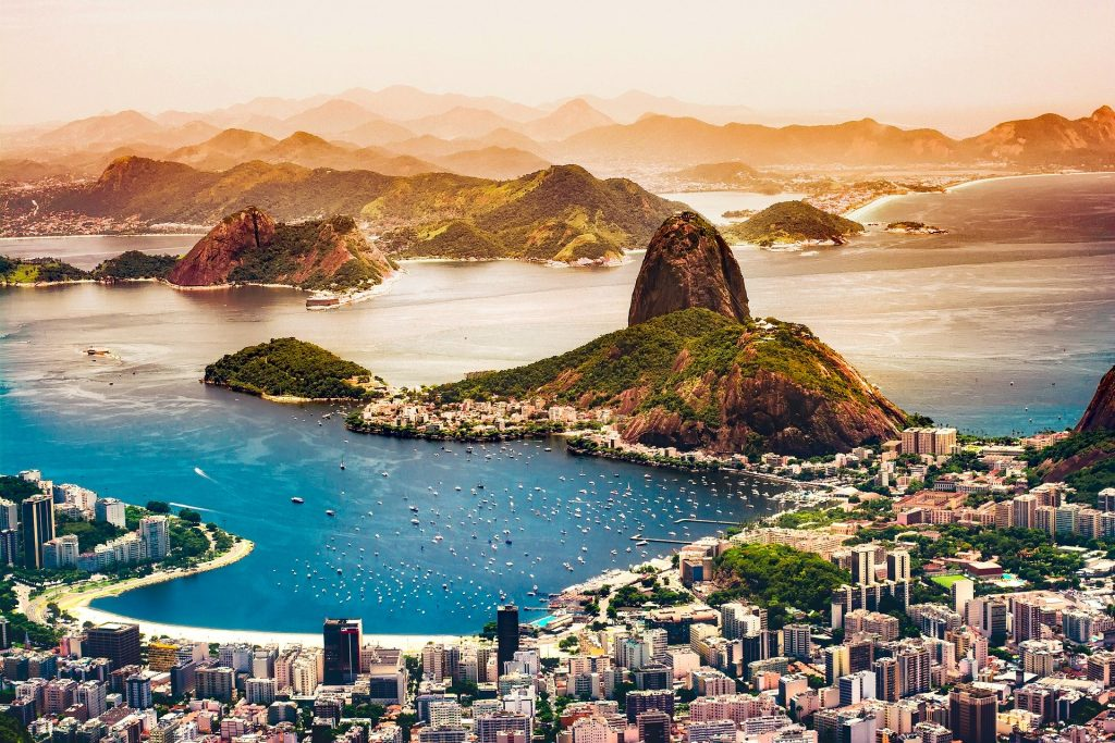 mejor época para viajar a Brasil