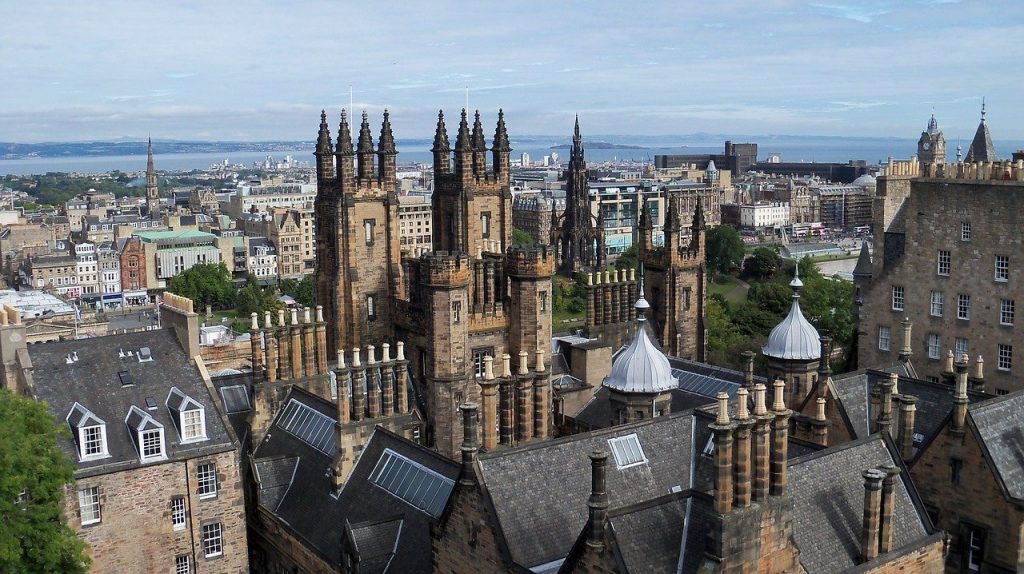 que ver en Edimburgo