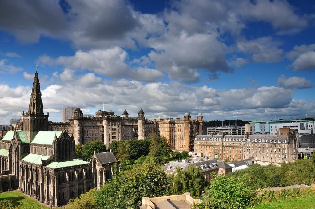 que ver en Glasgow