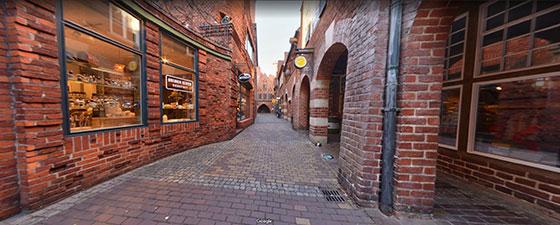 Calle Böttcherstraße