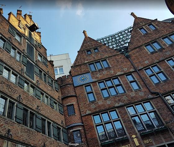 Casa del Glockenspiel