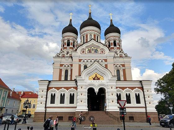 Catedral de Alexander Nevski