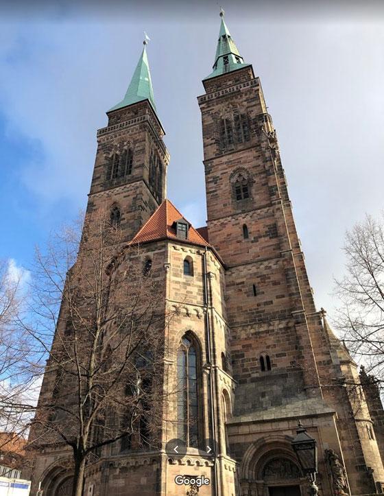 Iglesia de San Sebaldo
