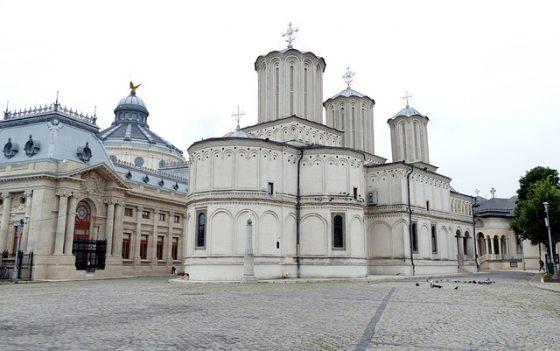 Iglesias Bucarest