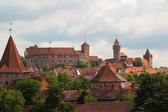Castillo de Kaiserburg