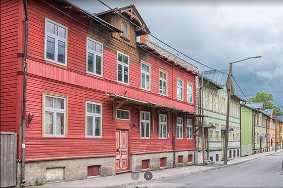 Barrio de Kalamaja