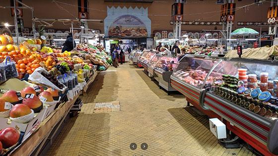 mercado de Besarabski