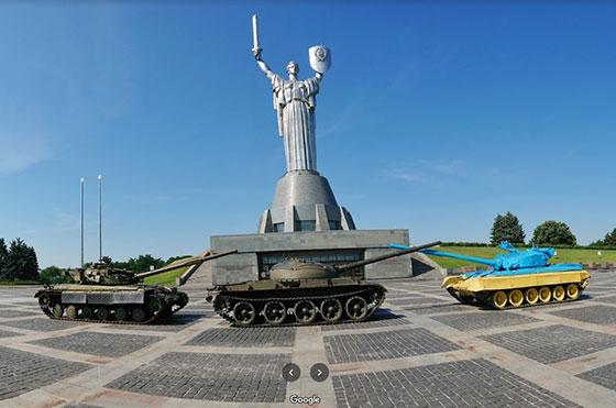 Museo de la Gran Guerra Patriótica