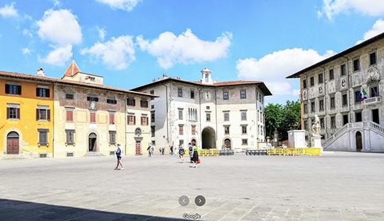 Plaza de los Caballeros
