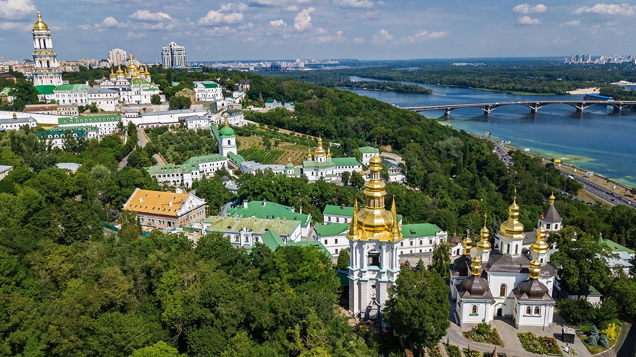 Qué ver en Kiev