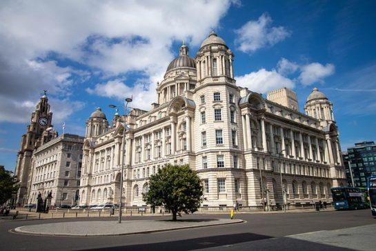 Three Graces Liverpool