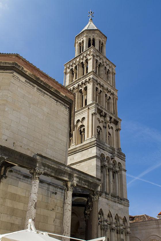 torre del palacio diocletian