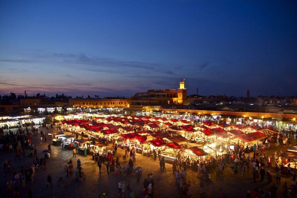 mejor época para viajar a Marrakech