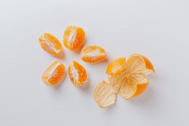 Contraindicaciones de la mandarina