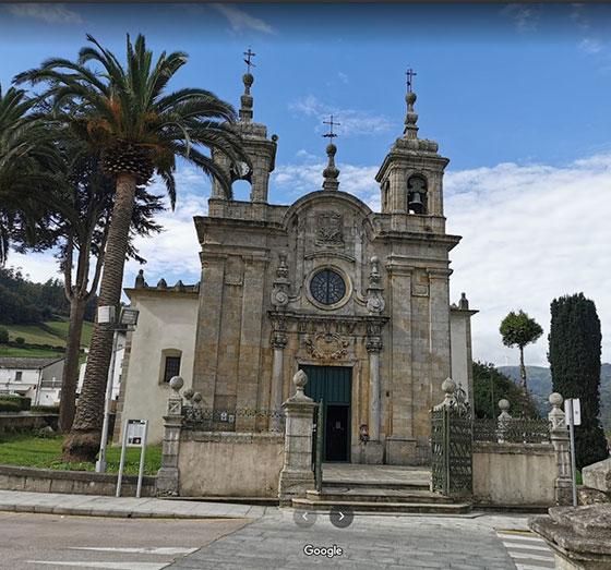 Iglesia de nuestra Señora dos Remedios
