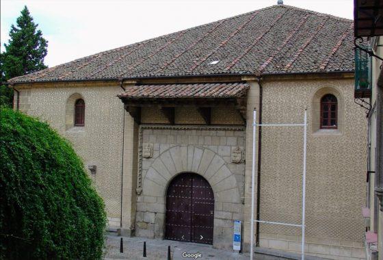 alhóndiga de Segovia