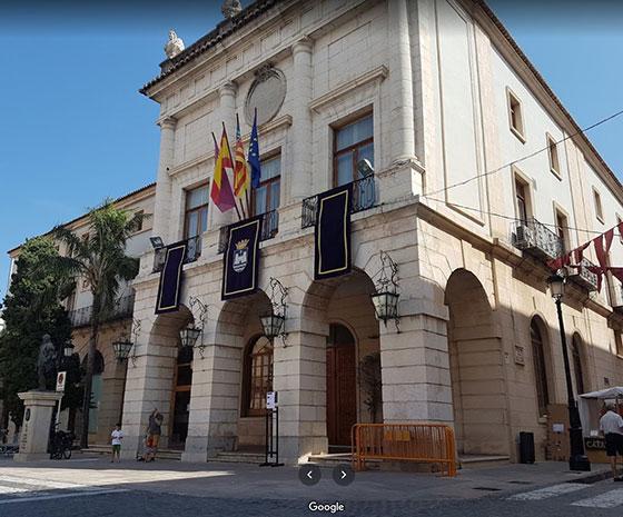 Ayuntamiento de Gandía