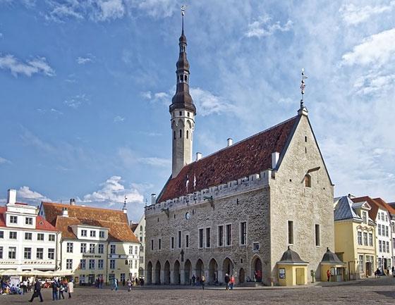Ayuntamiento de Tallín