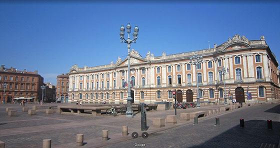 Ayuntamiento de Toulouse (Plaza del Capitolio)