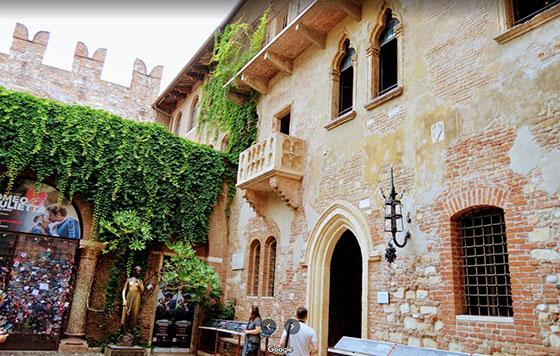 Balcón de Romeo y Julieta
