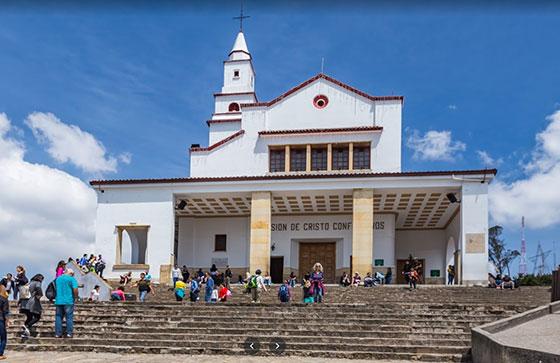 Basílica Santuario del Señor de Monserrate