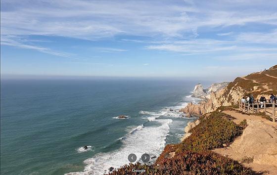 Cabo da Roca (Vistas)