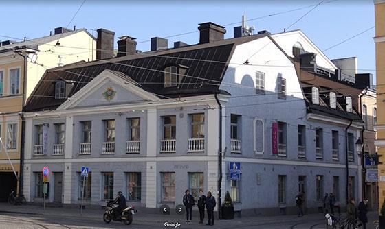 Casa de piedra Sederholm