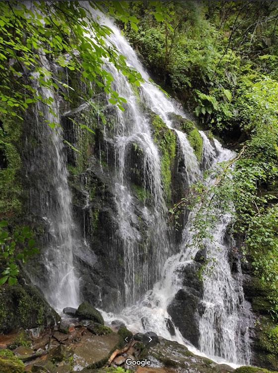 Cascada Arroyo da Salgueira