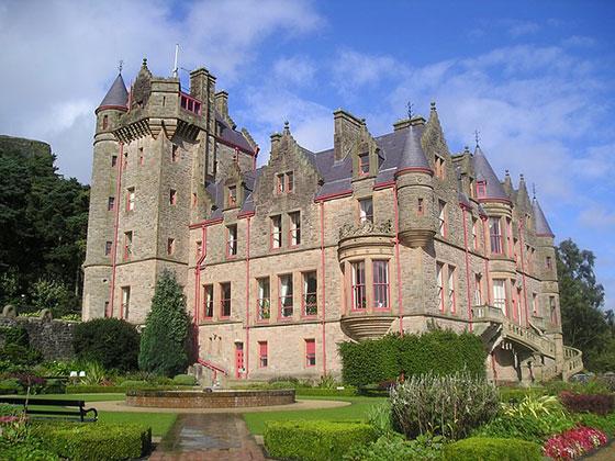 castillo de belfast