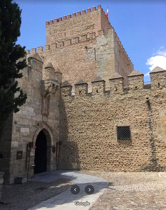 Castillo de Enrique II