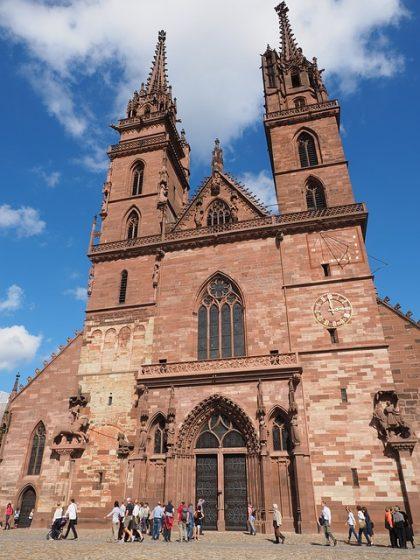 catedral de Basilea