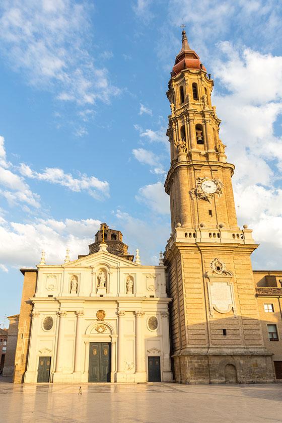 Catedral del Salvador