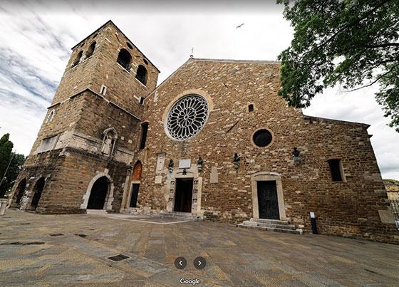 Catedral de San Giusto Mártir
