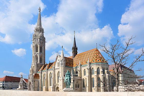 Catedral de San Matías