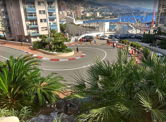 Circuito de Fórmula Uno