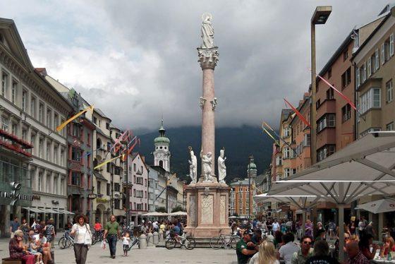 columna de santa ana