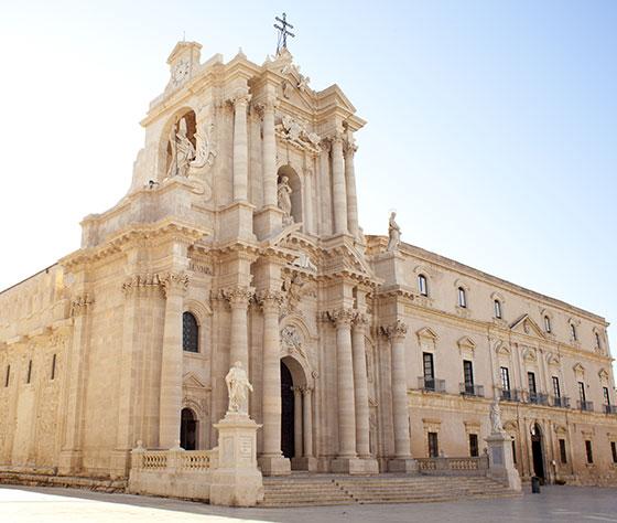Duomo di santa lucia