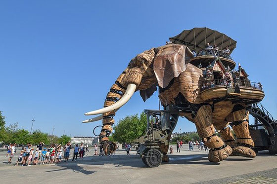 Elefante de Nantes