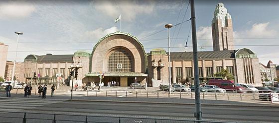Estación Rautatientori