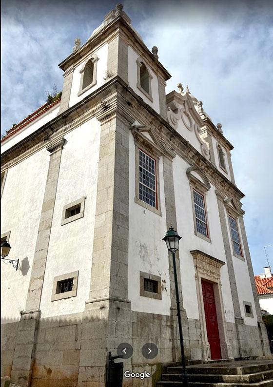 Iglesia de Nuestra Señora de los Navegantes
