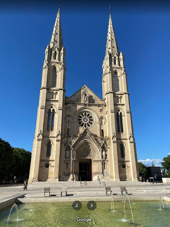 Iglesia de Saint-Baudile