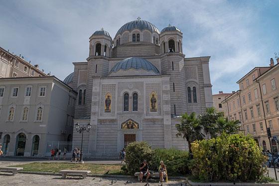 Iglesia ortodoxa de San Spyridon