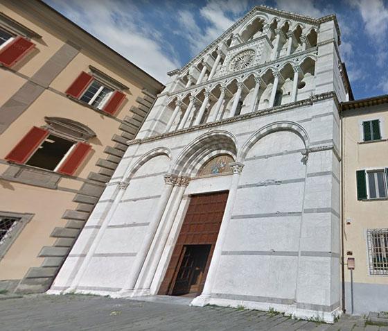 Iglesia de santa Caterina