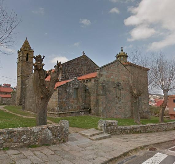 Iglesia Santa María Das Areas