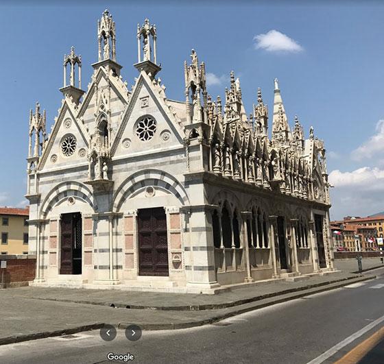 Iglesia de Santa María della Spina