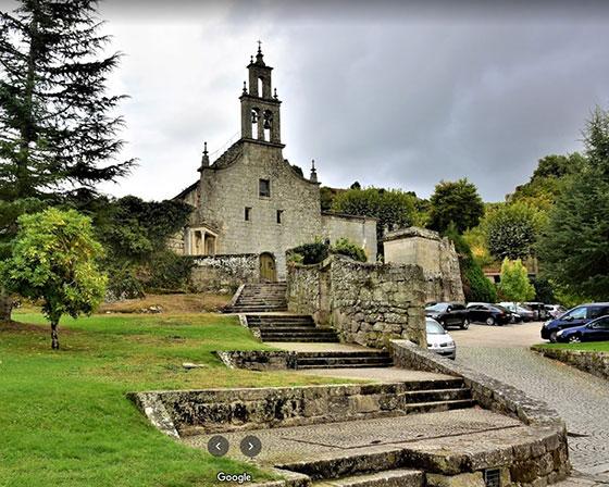 Iglesia de Santa María de Vilanova